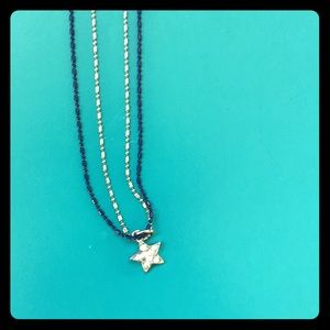 AE Star Long Necklace